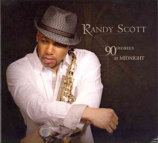 90 DEGREES AT MIDNIGHT BY SCOTT,RANDY (CD)