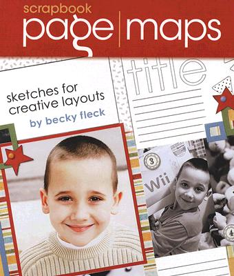 Scrapbook Page Maps By Fleck, Becky